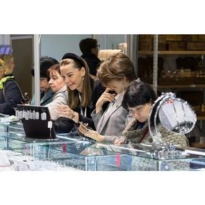 XVI-я ювелирная выставка в Москве «Лучшие украшения России»
