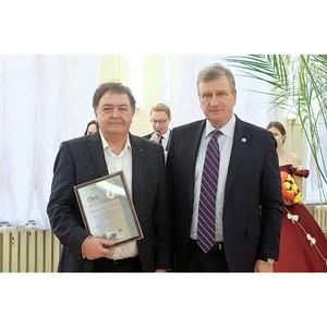 Премию имени А.И. Герцена получил журналист и прозаик Дмитрий Лиханов