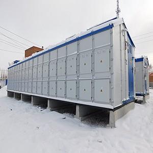 «Россети Волга» продолжает реконструкцию подстанции «Марксовская»