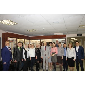 Челябинское Управление Росреестра обменялось опытом с коллегами
