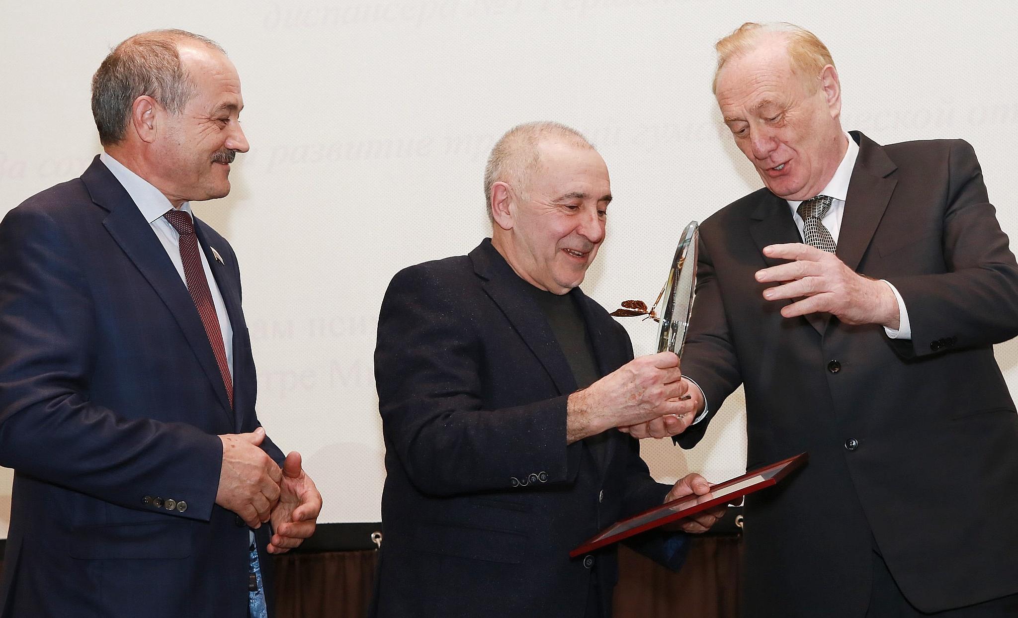 В Москве вручили «оскары» лучшим врачам-психиатрам и наркологам России