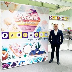 50 лет заботы о детях: обувной бренд Pablosky отмечает юбилей