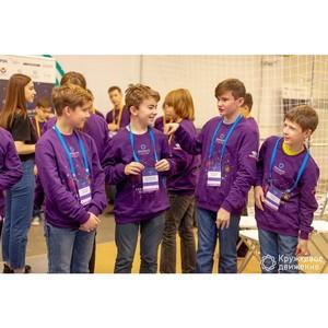 В Ижевске назвали победителей первой Олимпиады КД НТИ.Junior
