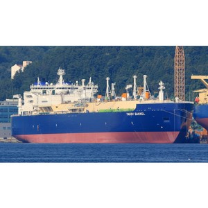 «Ямал СПГ» получил все 15 танкеров ледового класса Arc7