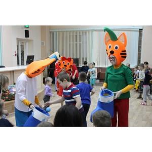 ОНФ в Коми провел акцию для пациентов детской больницы в Сыктывкаре