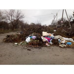 Общественники в КБР призвали власти убрать свалки вдоль дорог