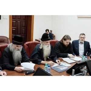 И. Васильев встретился с представителями старообрядческой церкви