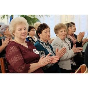 И. Васильев поздравил с праздником кировский Союз пенсионеров России