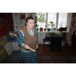 ОНФ в Коми добивается улучшения жилищных условий ветерана ВОВ