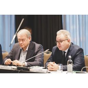 Андрей Муров провел совещание о результатах работы РНК СИГРЭ
