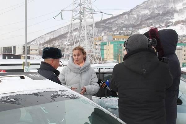 ОНФ на Камчатке провёл рейд по парковкам для инвалидов