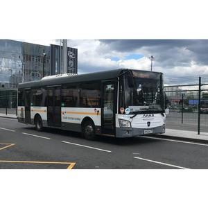 До 2,7 лет сократится средний возраст автобусов МТА после обновления