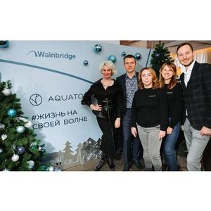 LG Electronics создаст комфортный микроклимат в МФК «Aquatoria»