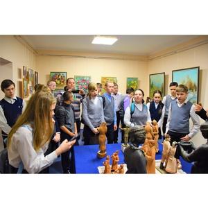 Территорией творчества особенных детей стал Дом Дружбы народов Чувашии