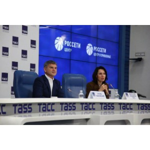 Пресс-конференция генерального директора ПАО