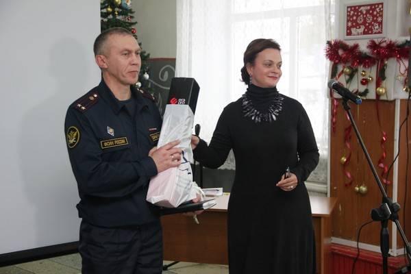 """В ИК-50 реализован социальный проект """"Жизнь продолжается"""""""