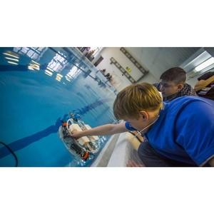 Кружковое движение и Морской госуниверситет подготовят робототехников