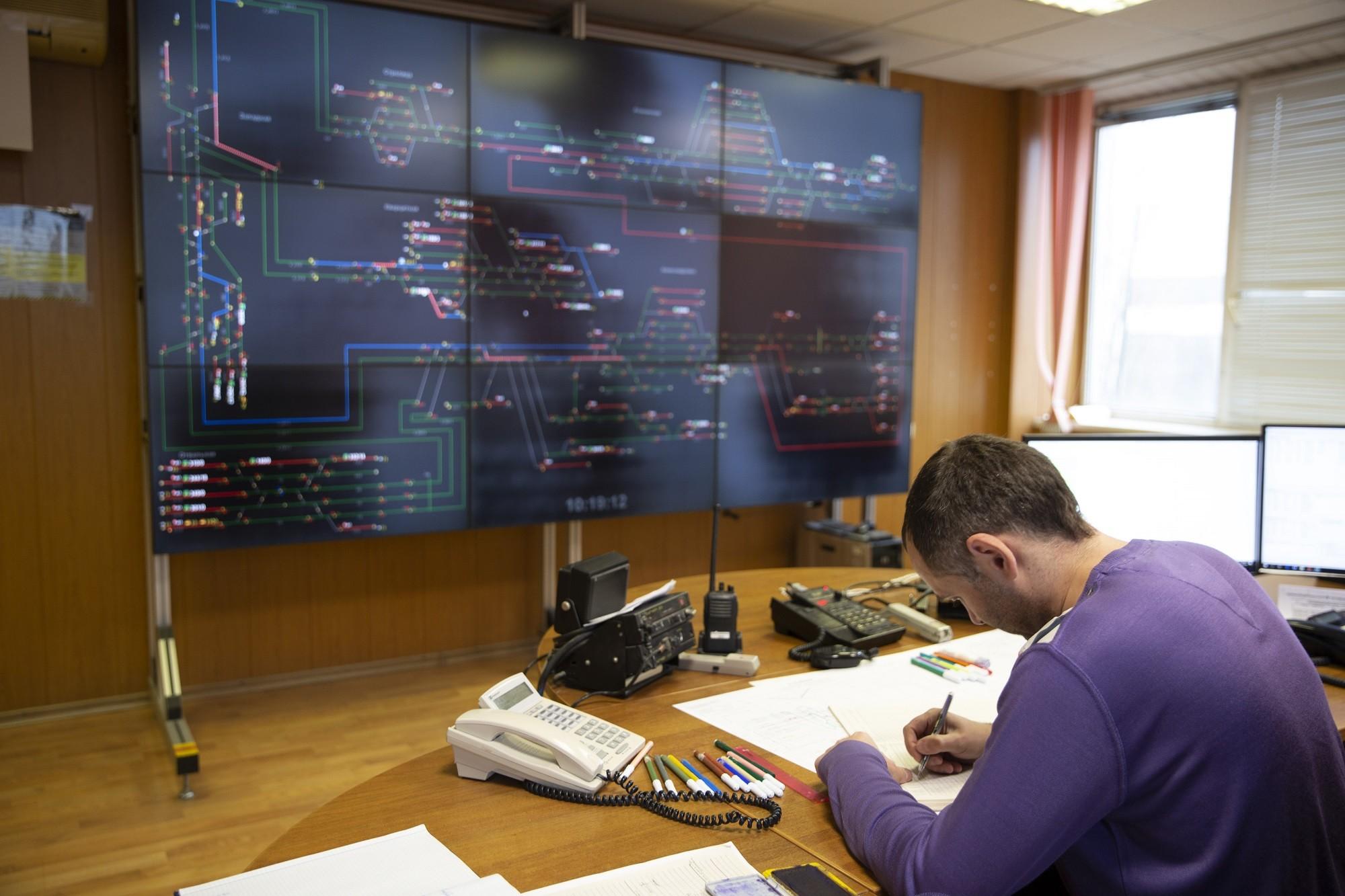 На СГОКе внедряют интеллектуальную систему управления транспортом