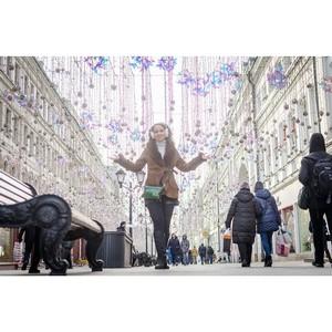 Jennie Moz-Art презентовала видео на песню «С Новым годом»