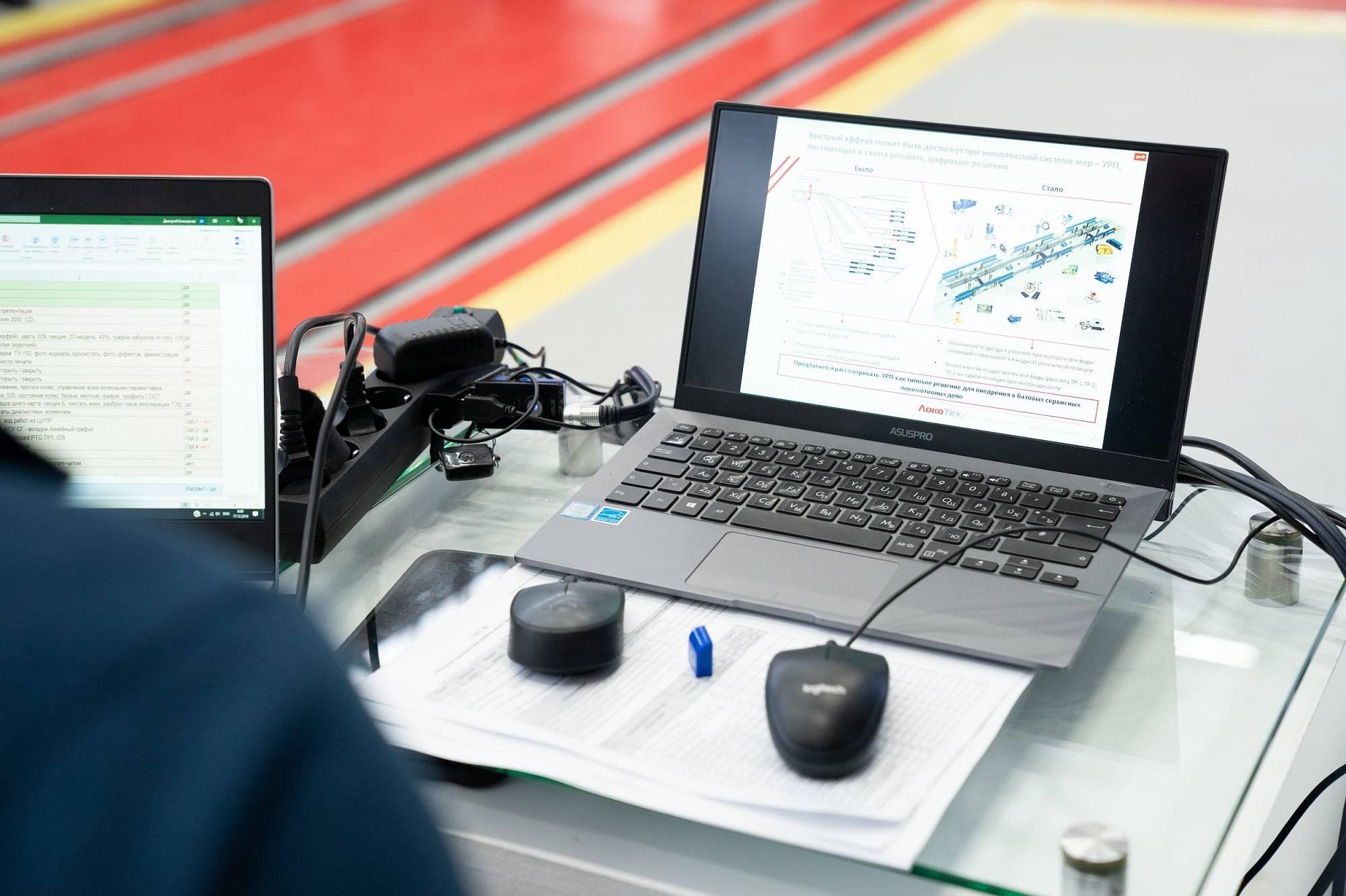 «ЛокоТех» презентовал пилотный проект «Цифровое депо»