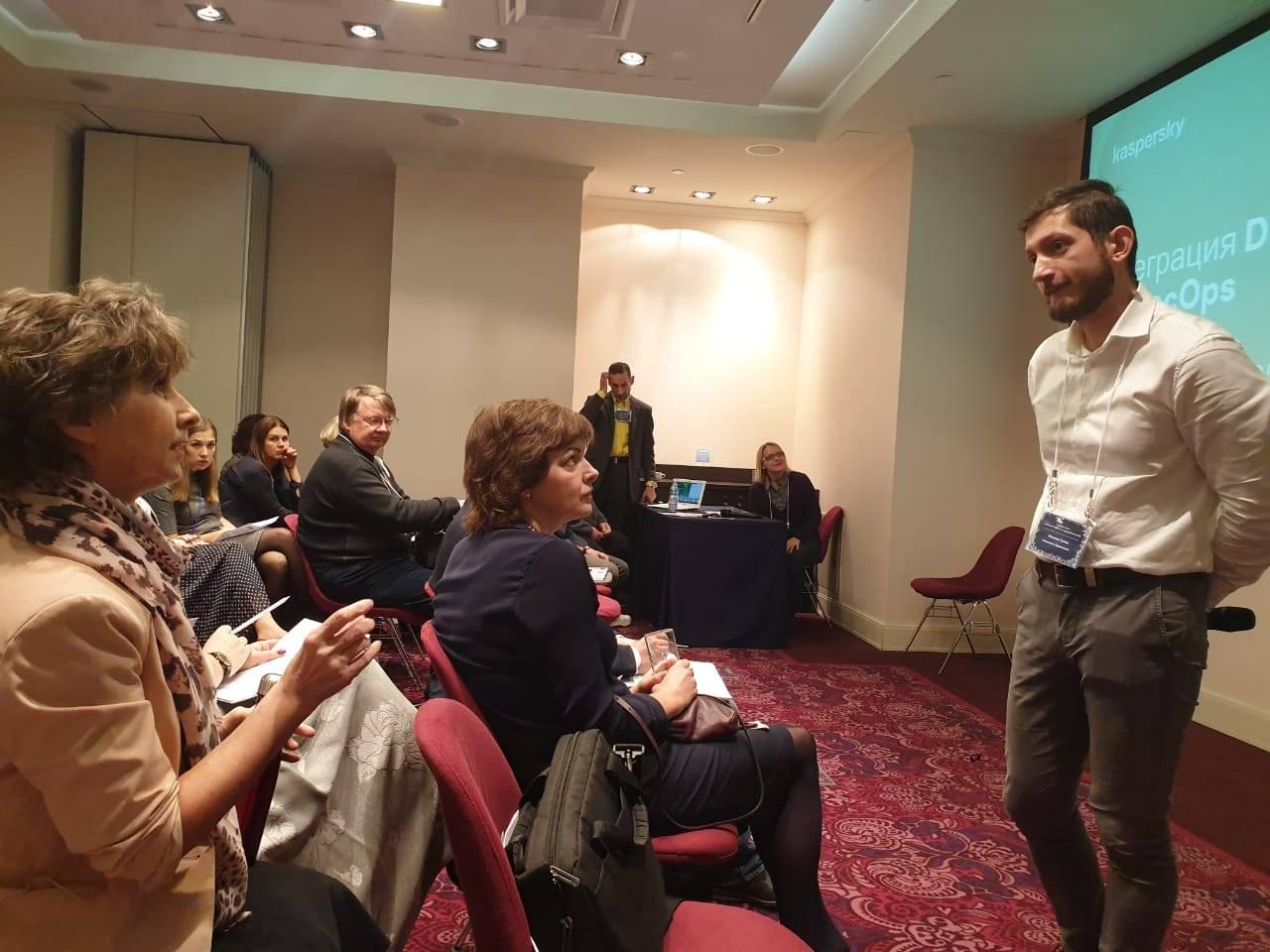 Московский переводческий клуб провел юбилейную конференцию