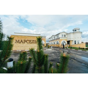 В поселке «Марсель» начинает работать школа