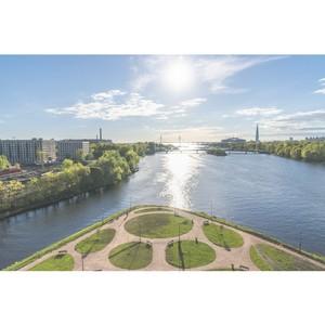 «Леонтьевский мыс» вошел в топ-10 лучших жилых комплексов Петербурга