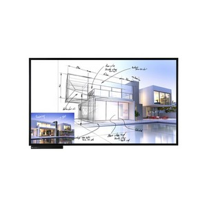 Ultra HD дисплей LG 86TN3F: легкость создания презентаций