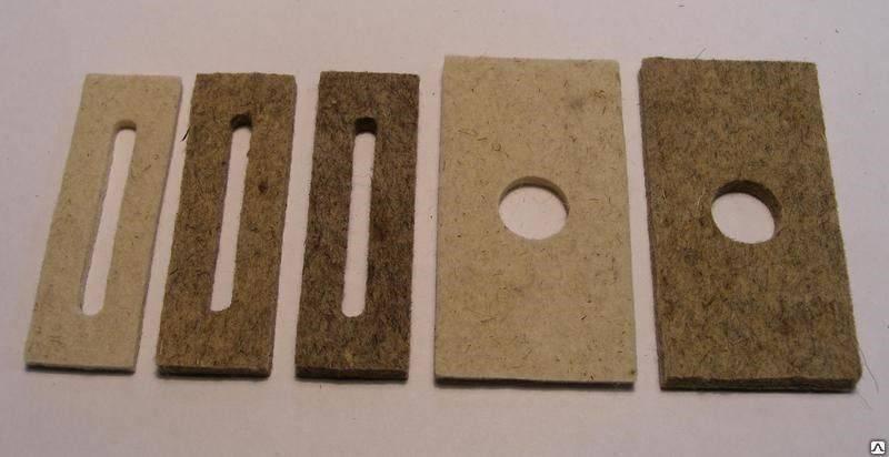 Производство и поставка войлока и деталей из войлока