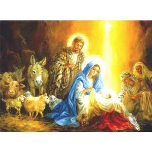 Сегодня празднуют Рождество Христово