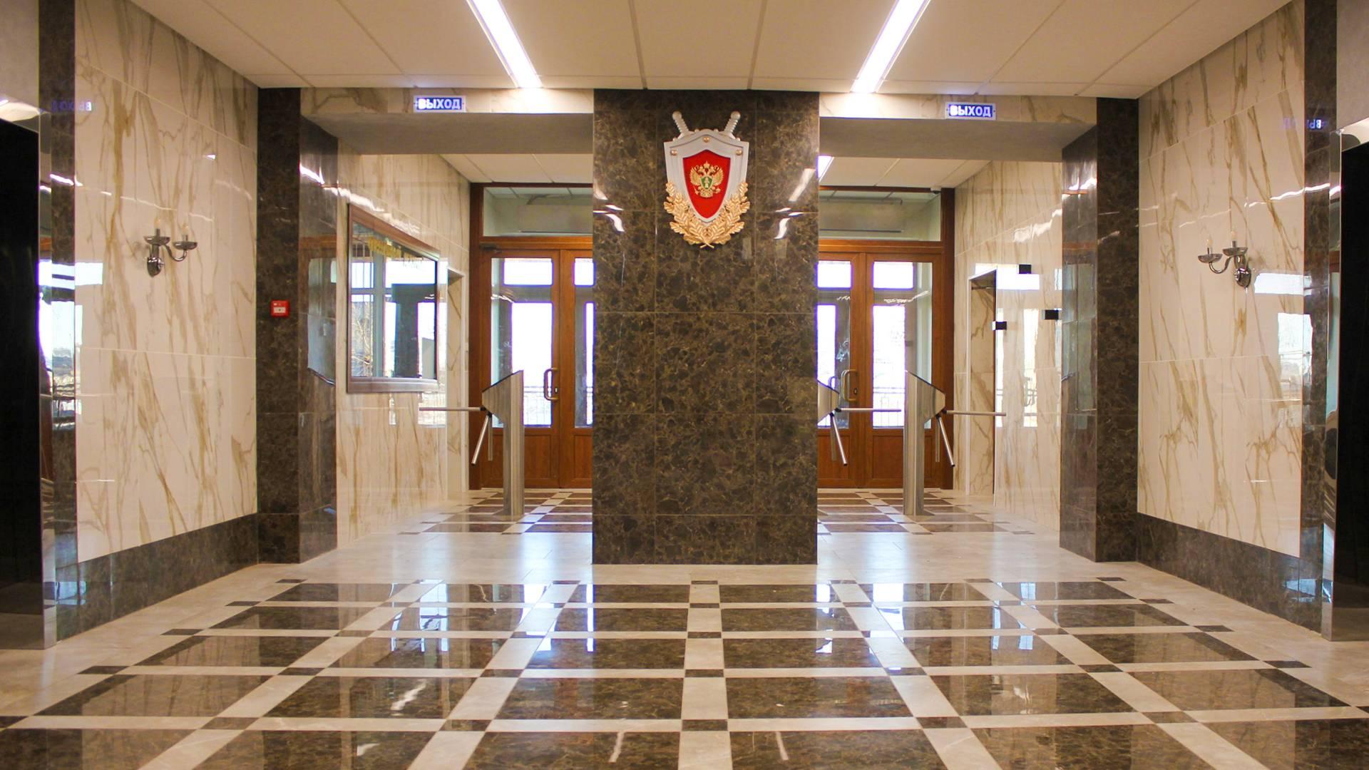 Новое здание для прокуратуры Тихоокеанского флота во Владивостоке