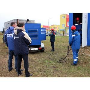 За год сотрудники Рязаньэнерго приняли участие в 622 тренировках