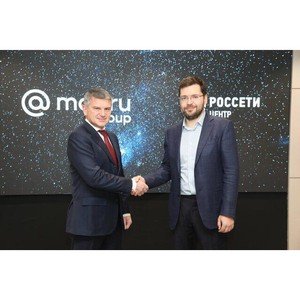 Сотрудничество Mail.ru Group и Россети Центр