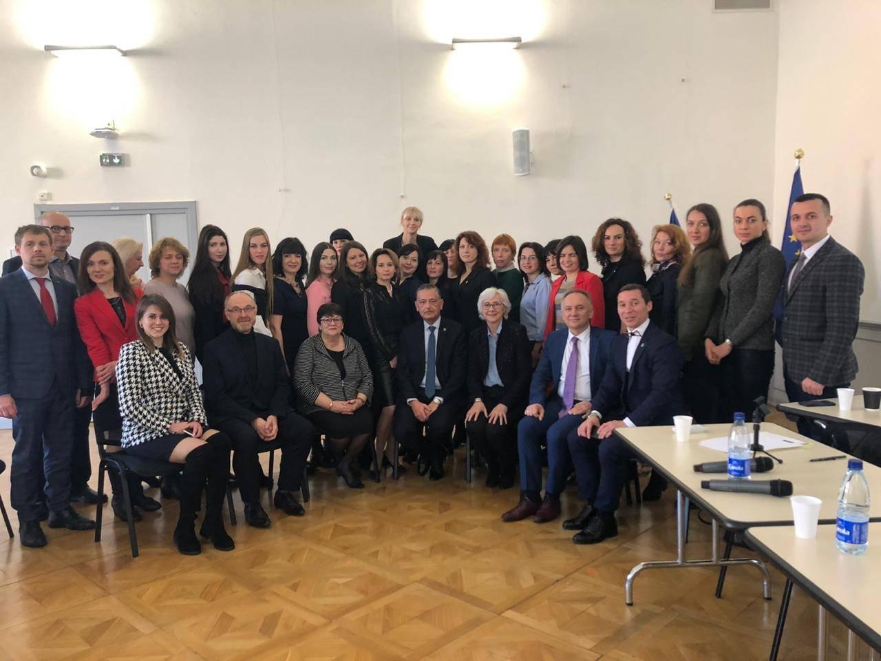Союз молодых адвокатов расширяет границы международного сотрудничества