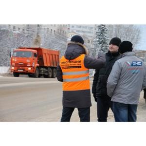 ОНФ Коми: о включении в нацпроект участков с карты убитых дорог