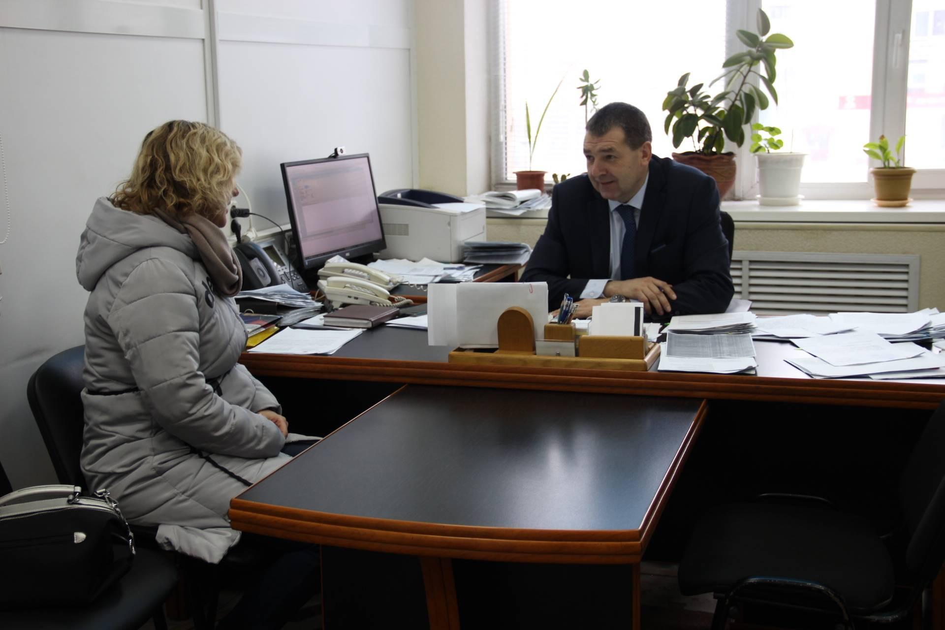 Итоги Общероссийского дня приема граждан в Курганской области