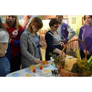 В Юргинском районе поздравили ветеранов