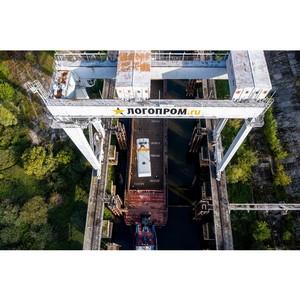 Навигация-2019: Дзержинский порт проектных грузов Логопром