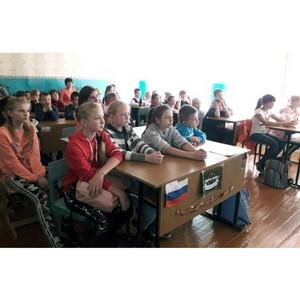 Тамбовские энергетики провели День открытых дверей для школьников