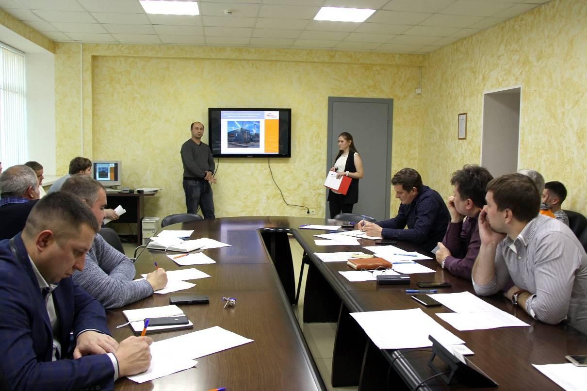 Молодые специалисты «Липецкцемента» защитили свои научные проекты