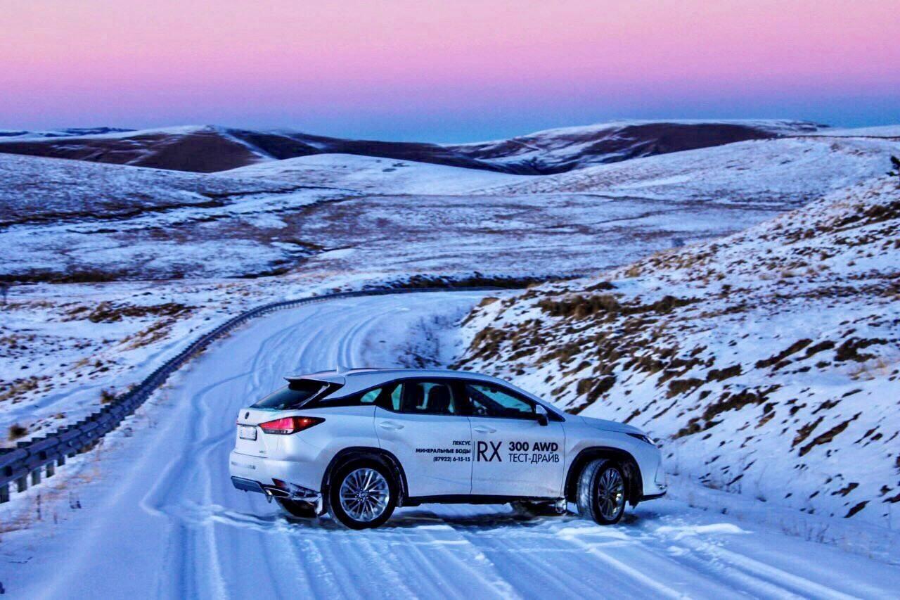 Ключавто открыл сезон зимних автомобильных путешествий