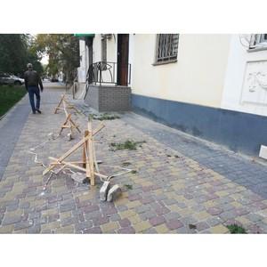 В Волгограде ОНФ добивается исправления недостатков капремонта
