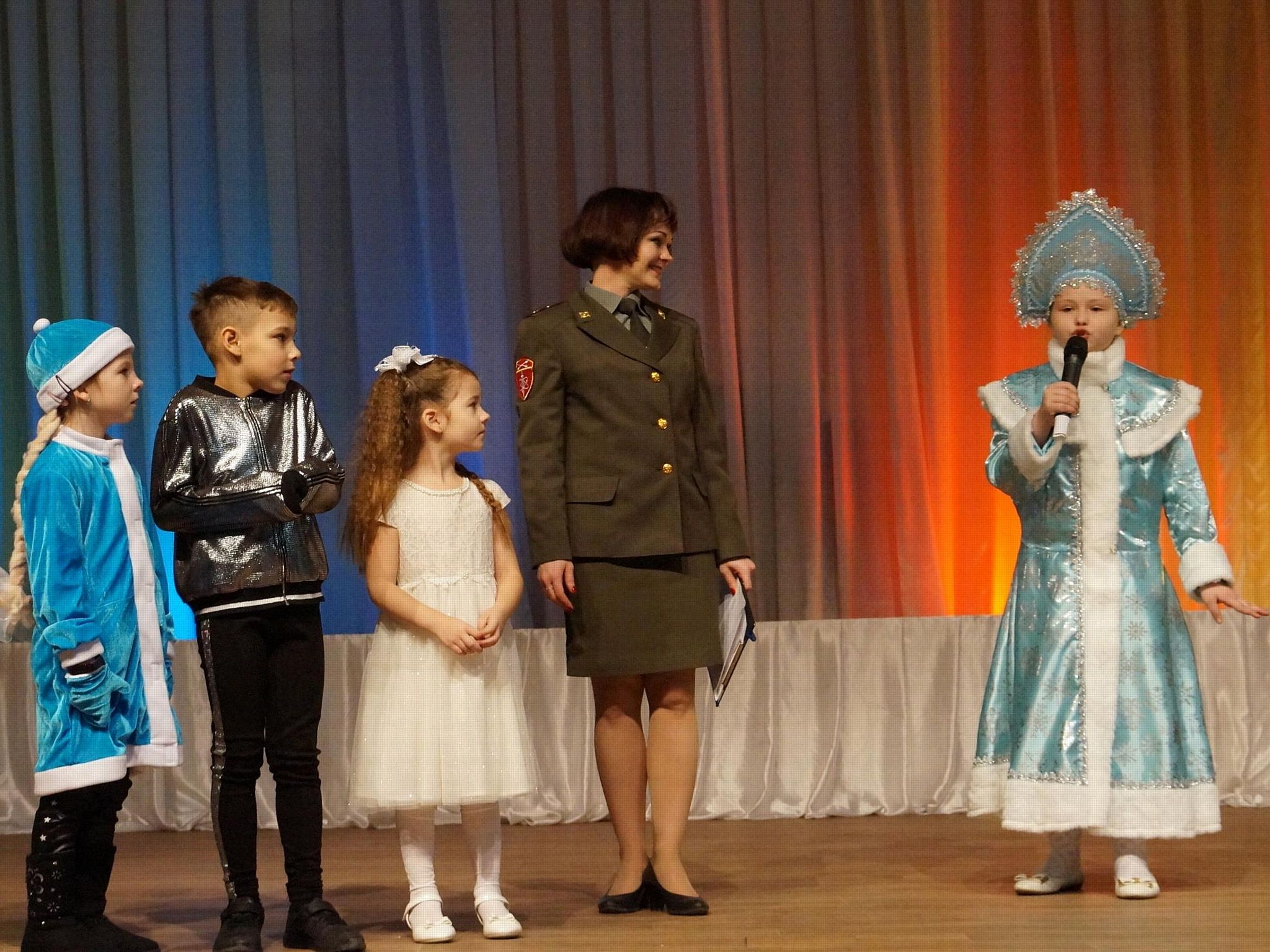В томской Росгвардии прошел смотр-конкурс «Солдаты антитеррора»