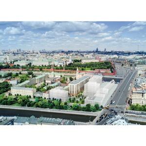 Сбербанк аккредитовал застройщика апарт-комплекса возле Кремля