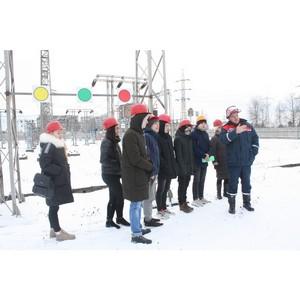 Студенты Ивановского энергоколледжа ознакомились с работой Ивэнерго