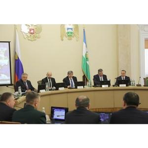 Директор ФБУ «Рослесозащиты» принял участие в совещании в Нальчике