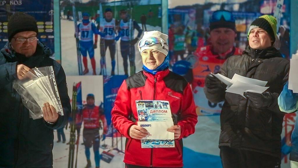 «Эссен Продакшн» провел лыжную гонку памяти  Виталия Дерягина