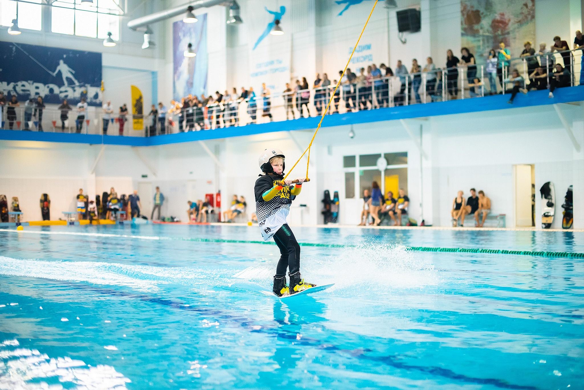 Зимний чемпионат СПб по вейкборду Kingwinch Winter Challenge 2020