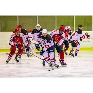 В Москве состоялся Всероссийский зимний фестиваль по хоккею