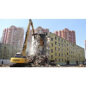 Московские застройщики недополучат 100 млрд рублей из-за реновации